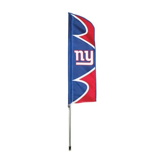New York Giants Flag/ Pole