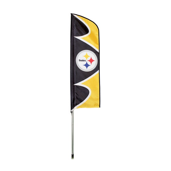 PIttsburgh Steelers Flag/ Pole