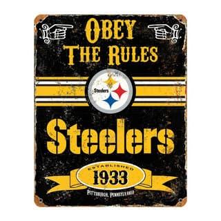 Pittsburgh Steelers Vintage Sign|https://ak1.ostkcdn.com/images/products/8230270/Pittsburgh-Steelers-Vintage-Sign-P15559768.jpg?impolicy=medium
