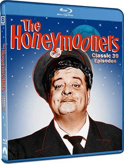 "The Honeymooners: ""Classic 39"" Episodes (Blu-ray Disc)"