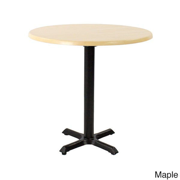 Valencia 24 Inch Round Patio Dining Table