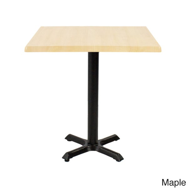 Valencia 24 Inch Square Patio Dining Table Free Shipping
