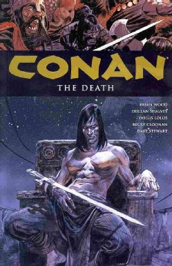 Conan 14: The Death (Paperback)