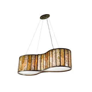 Varaluz Affinity 4-light New Bronze Linear Pendant