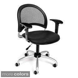 OFM Moon Series Vinyl Task Chair