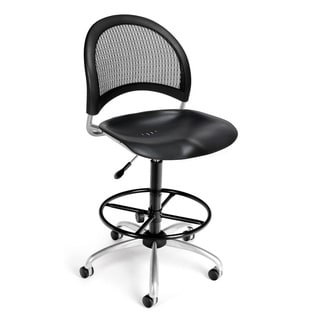 OFM Moon Series Plastic Task Chair