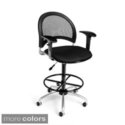 OFM Moon Series Drafting Chair