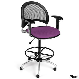 OFM Moon Series Drafting Chair (2 options available)