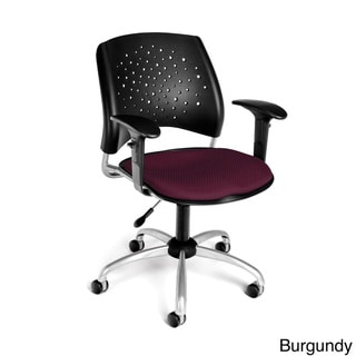 OFM Star Series Task Chair with Arms