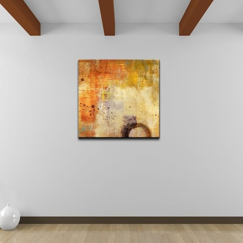 Ready2HangArt 'Abstract Spa' Gallery-wrapped Canvas Art
