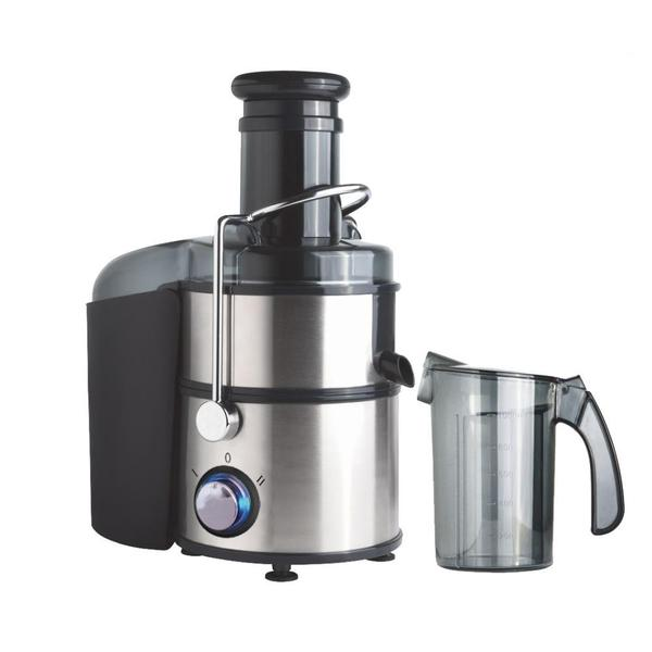 Brentwood JC-500 800 Watt Power Juice Extractor- Stainless & Black