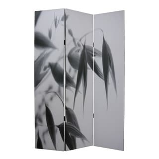 Lilly 3-Panel Canvas Screen