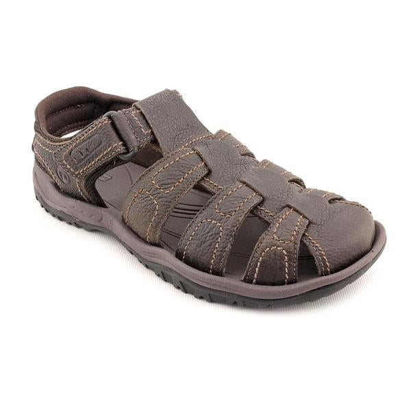 Rockport Men's 'Sand Lake' Leather Sandals