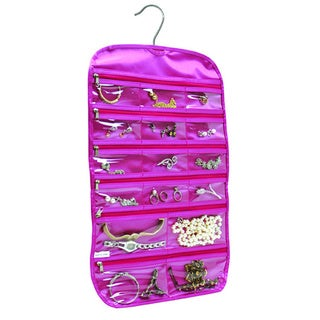 Forida Brands 31 pocket hanging jewelry organizer
