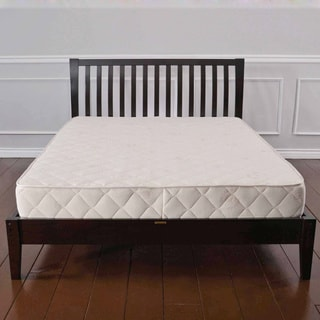Versailles All Natural Latex 9-inch California King-size Mattress