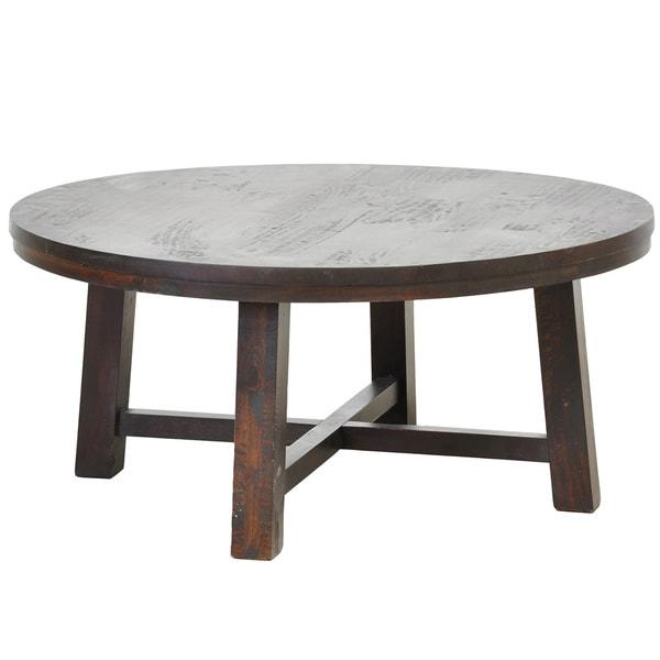 Kosas Home Dyson Round Coffee Table