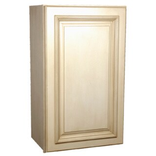 Solid Wood Maple Wall Cabinets - Free Shipping Today ...