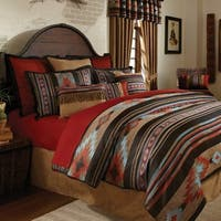 Veratex Santa Fe Southwestern 4-piece Comforter Set