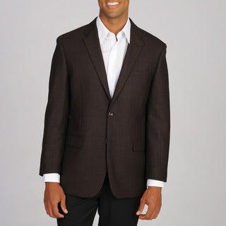 Prontomoda Elite Men's Rich Wool Blazer (As Is Item)