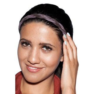 Braided Organic Cotton Yoga Headband (Nepal)