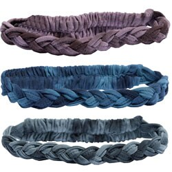 Handmade Braided Organic Cotton Yoga Headband (Nepal)