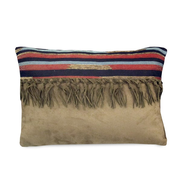 Veratex Santa Fe Boudoir Pillow