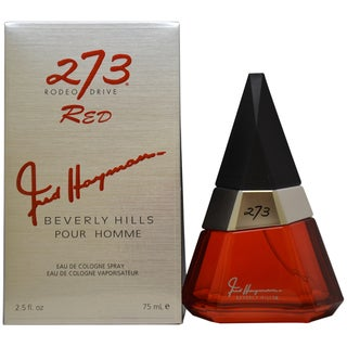 Fred Hayman 273 Red Men's 2.5-ounce Cologne Spray