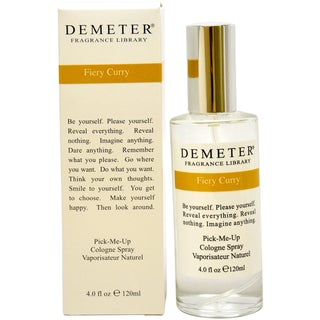 Demeter Fiery Curry Women's 4-ounce Cologne Spray