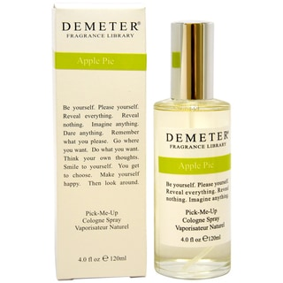 Demeter Apple Pie Women's 4-ounce Cologne Spray