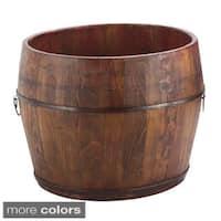 Round Household Decorative Bucket