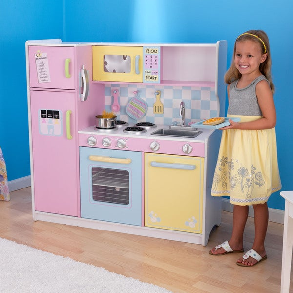 Kidkraft Pastel Kitchen Reviews
