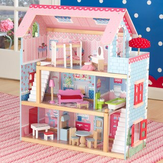 KidKraft Chelsea Wood Dollhouse