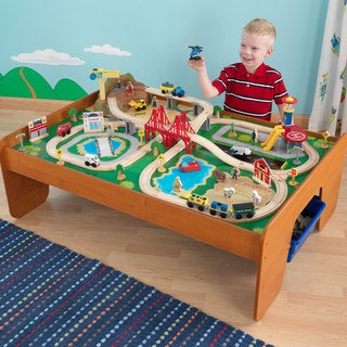 KidKraft Ride Around Town Train Table Set|https://ak1.ostkcdn.com/images/products/8233181/8233181/KidKraft-Ride-Around-Town-Train-Table-Set-P15562159.jpg?_ostk_perf_=percv&impolicy=medium