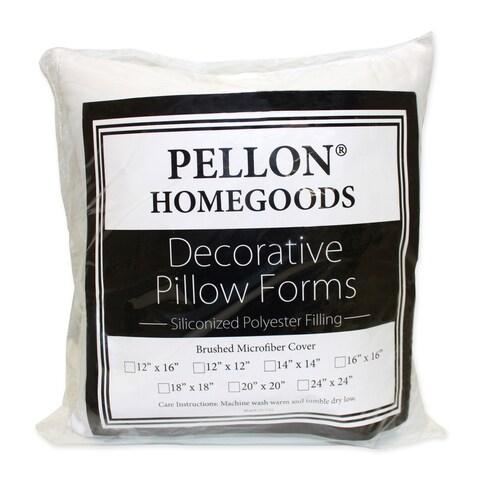 Pellon White Decorative Pillow Insert