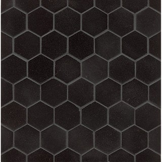 Black Tile - Overstock.com Shopping - Floor, Backsplash, Wall & More