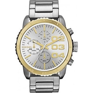 Diesel Men's Stainless Steel Chronograph Watch