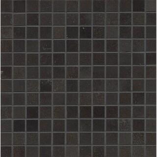 Absolute Black Polished Granite Mosaic (Box of 10 sheets)
