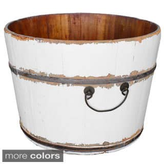 Wooden Rice Bucket|https://ak1.ostkcdn.com/images/products/8233452/P15562339.jpg?impolicy=medium