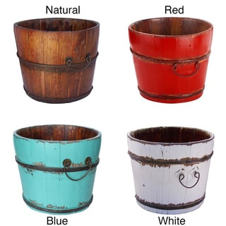 Vintage Chatwell Wooden Bucket