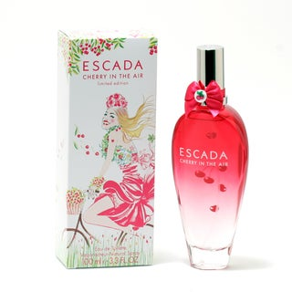 Escada Cherry In The Air Women's 3.4-ounce Eau de Toilette Spray