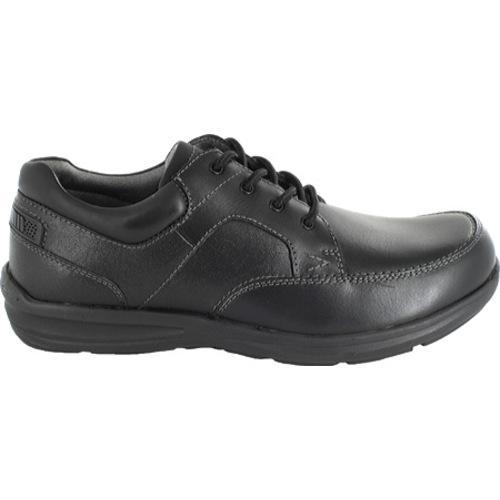 Men's Nunn Bush Duluth Black Leather - Thumbnail 1