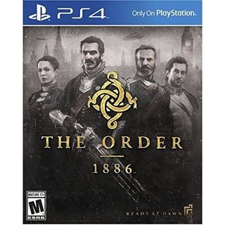 PS4 - The Order 1886