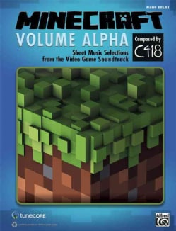 Minecraft - Volume Alpha: Sheet Music Selections from the Video Game Soundtrack: Piano Solos (Paperback)