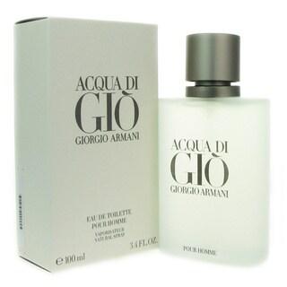 Giorgio Armani Acqua Di Gio Men's 3.4-ounce Eau de Toilette Spray