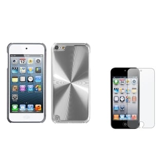 Insten Cosmo iPod Case Cover/ Anti-glare Screen Protector for Apple iPod Touch 5th/ 6th