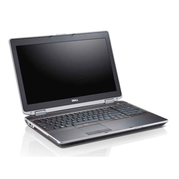 """Dell Latitude E6520 2.23GHZ 8GB 250GB Win 7 15.6"""" Laptop (Refurbished)"""