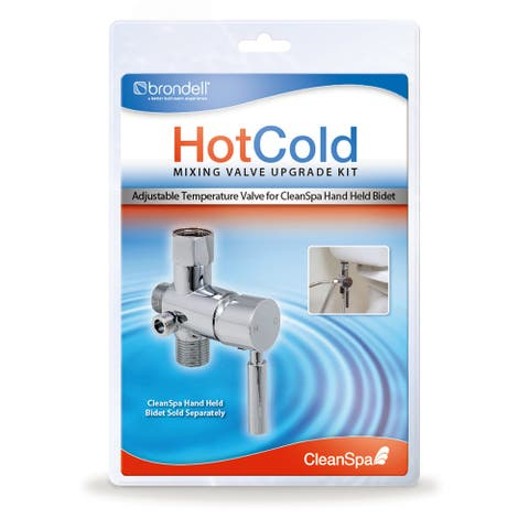 Brondell Hot/Cold Mixing Valve Upgrade Kit