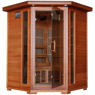 Radiant 3-Person Cedar Corner Carbon Infrared Sauna|https://ak1.ostkcdn.com/images/products/8237074/8237074/3-Person-Cedar-Corner-Carbon-Infrared-Sauna-P15565529.jpg?_ostk_perf_=percv&impolicy=medium