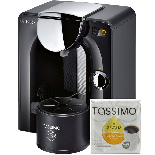 Bosch Tassimo T55 Black Beverage System Coffee Brewer