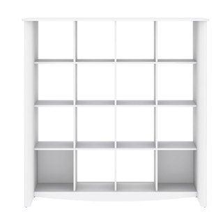 Bush Furniture Aero 16 Cube Bookcase/ Room Divider